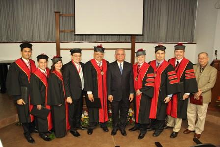 Egresados del Doctorado en Administración Pública